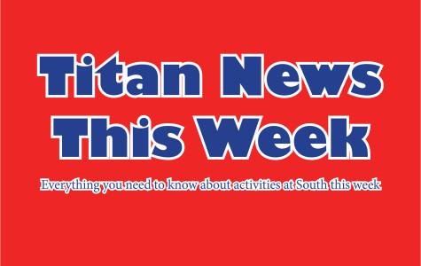 Titan News This Week – Sept. 30 – Oct. 4