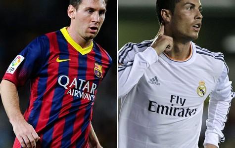 El Clasico: Real Madrid v.s F.C Barcelona