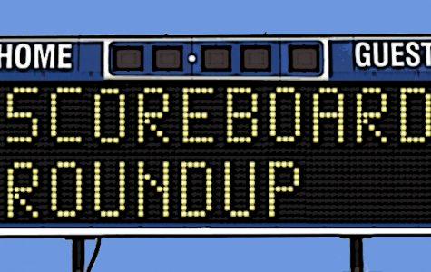 Fall Sports Scoreboard